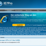 Internet Explorer 7 Pro