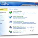 Steigerung der PC-Leistung mit TunUp 2008