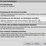 VPN-Verbindung in Windows herstellen