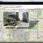 Strassenansicht in Google Maps