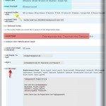 Einstellungen im WordPress-Plugin REgister Plus
