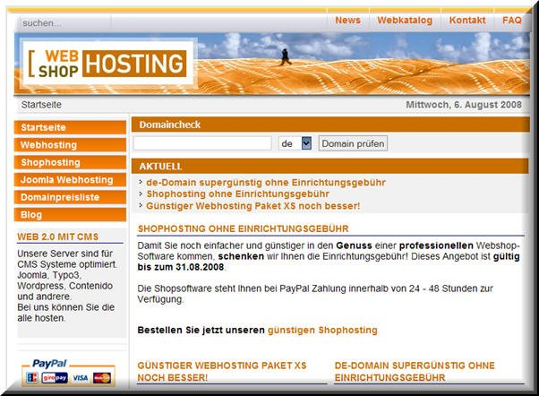 by Web-Shop-Hosting.com