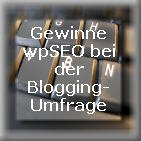 Blogger-Umfrage