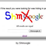 Logo von Shmoogle-Suchmaschine