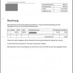 PDF-Rechnungen mit AEConnect