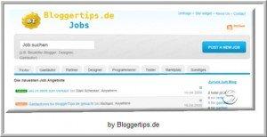 bloggertips_jobportal