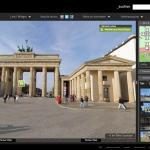 Karten und Streetview in Sightwalk