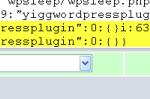 wordpress_php5_fehlermeldung_yiggplugin
