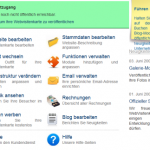 webvisitenkarte_homepage_dashboard