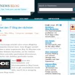 Tweetnews-de ein TwitterBlog