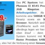 Computer-Verlosung bei EDVfortress-de