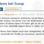 Artikelanleser bei Nur-news-com