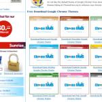 Chrome Themes by Chromefans-org