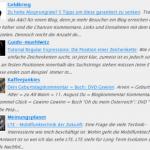 Blogroll-Plugin Rocking Blogroll