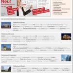 Startseite von DasTelefonbuch