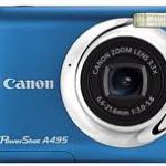 Digitalkamera Canon A495