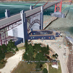 3D-Baeume in Google Earth