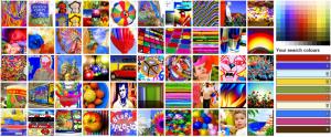 MultiColr-Suche mit multicolor