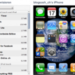 iPhone-Apps in iTunes