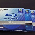 Blu-Ray Disc Sony BD-R 2x