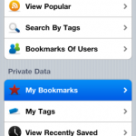 iPhone-App fuer Delicious-Bookmarks