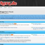 Bloggerherz.de-Forum