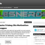 Blog Lesnerds.de