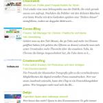 Ausschnitt der Blogrolle von Internetblogger.de