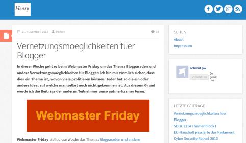 Das Blog Schmid.pw