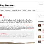 Blog Sugarraybanister.de