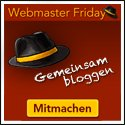 WebmasterFriday-beliebteste Blogthemen
