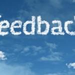 Feedback und Blogkommentare