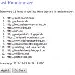 Blogparaden-Gewinner 03.12.2013