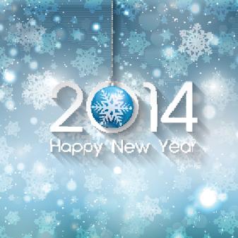 Frohes und gesundes Neues Jahr 2014!