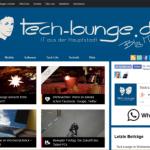 Blog Tech-lounge.de