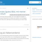 Blog Umllr.de