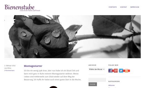 Blog Bienenstube.net