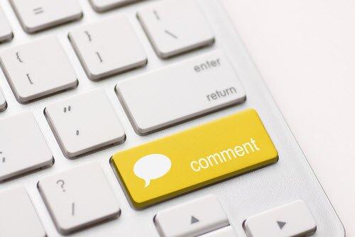 Blog-Kommentare und Blogger-Feedback