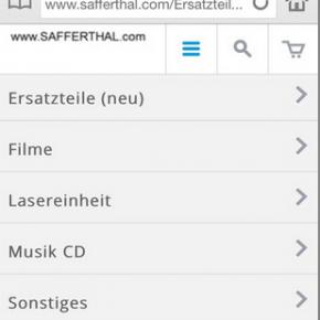 Safferthal.com Onlineshop