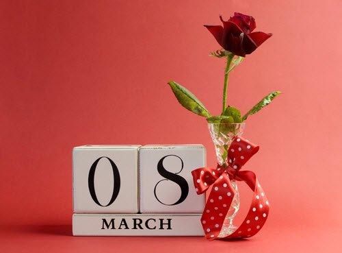 Der Weltfrauentag am 8. März