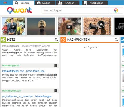 Qwant – die neue Suchmaschine — Top oder Flop!?