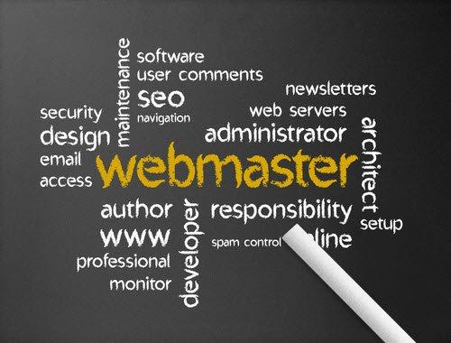 Webmaster und Blogger