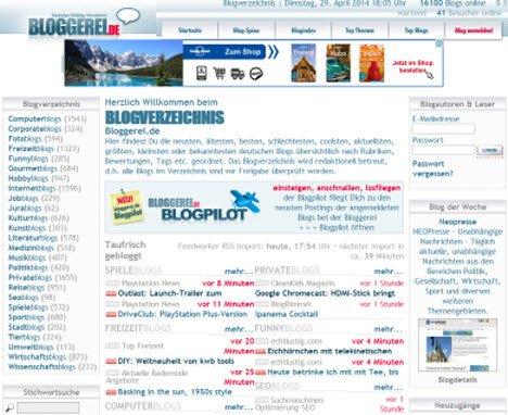 Bloggerei.de für 19.999 Euro verkauft
