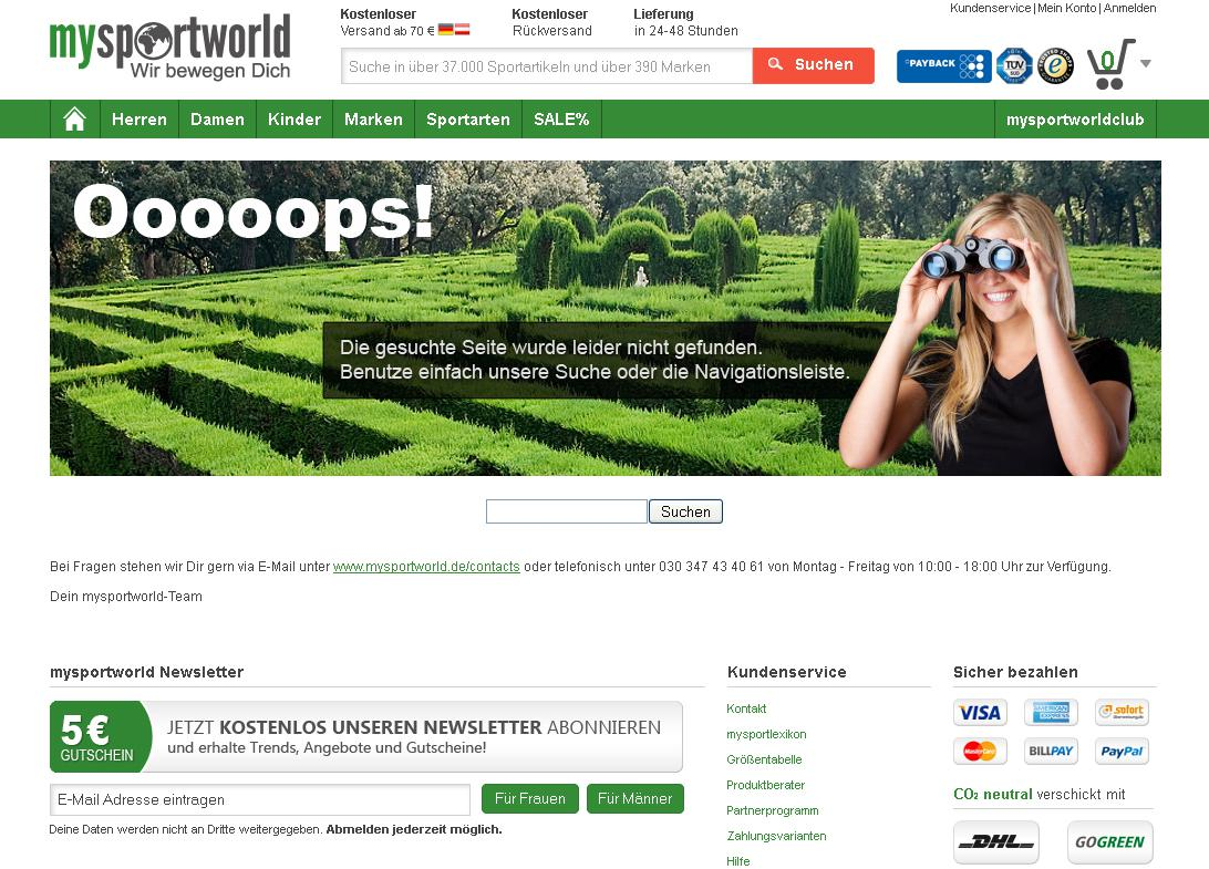 mysportworld
