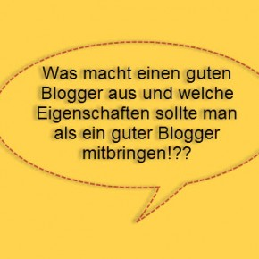 Blogger-Eigenschaften
