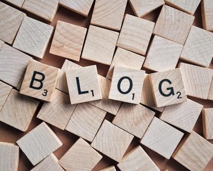 Bei Blogoria angemeldet
