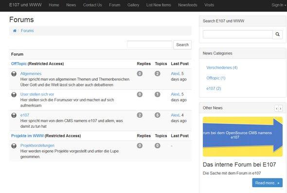 Meine letzten Aktivitäten auf dem Blog Techniksurfer.de