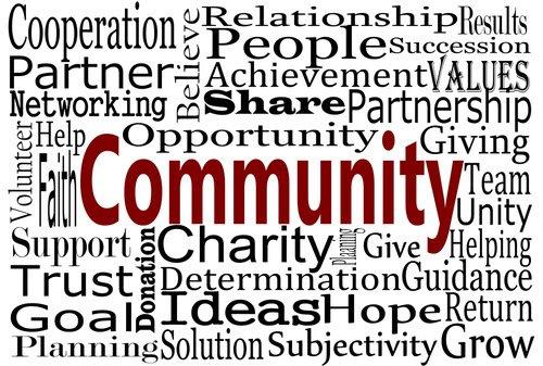 Community + Forum