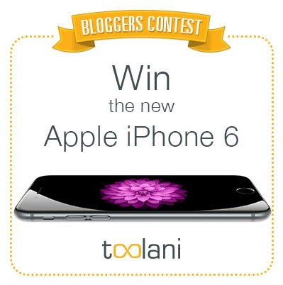 Ein nagelneues iPhone 6 gewinnen mit Toolani!!