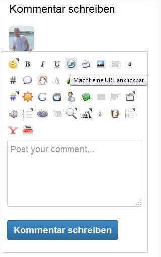 php fusion kommentare schreiben